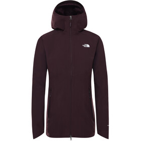 The North Face Hikesteller Parka Shell Jacke Damen root brown